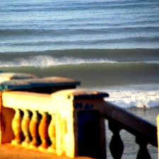 waves: One of our home spots